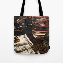 Wild West Tote Bag