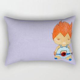 A Boy - Lion-O (Thundercats) Rectangular Pillow