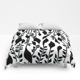 Rain of leaves Comforters