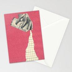 Top Secret (spray) Stationery Cards