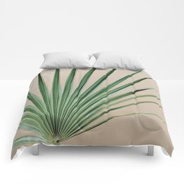 Peachy Palm with Stem Comforters