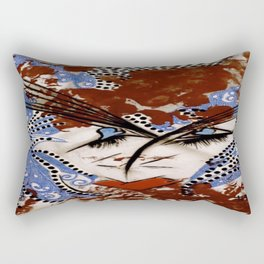 Madam Beauty tetkaART Rectangular Pillow
