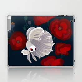 Bettas and Poppies Laptop & iPad Skin