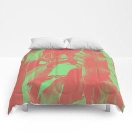 Exotic Duotone Comforters