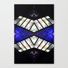 ECP 0215 (Symmetry Series) Canvas Print