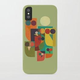 Owl squad iPhone Case