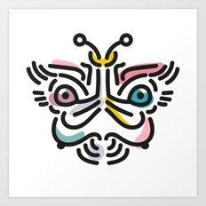 Goddess II Art Print