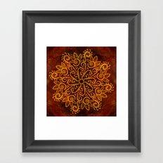Motivo Framed Art Print