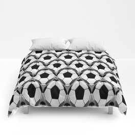 Football Background Comforters