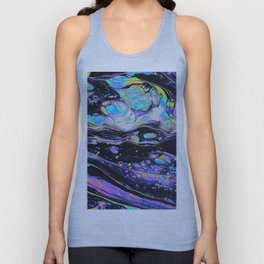 GLASS IN THE PARK Unisex Tank Top