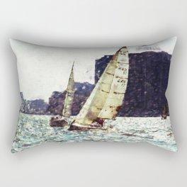The Yachting Club Rectangular Pillow