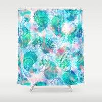 Anushka Paisley {#1i} Shower Curtain
