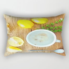 Squeezed Rectangular Pillow