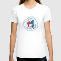 T-shirts featuring torrano beisbol birds by Alex Nursall