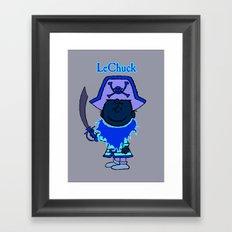 LeChuck Framed Art Print