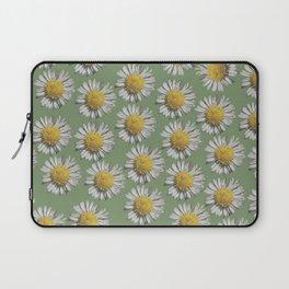 pastel daisy mania Laptop Sleeve