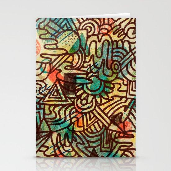 Random Memories Stationery Cards