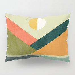 Hidden shore Pillow Sham