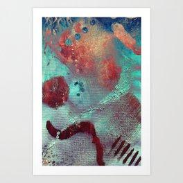 Questa Art Print