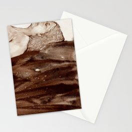 Woman III Stationery Cards