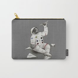 Astronaut in Training Carry-All Pouch
