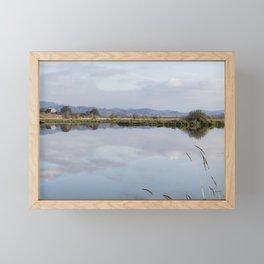Pastoral Reflections Framed Mini Art Print