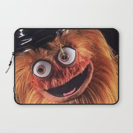 "Flyers New Mascot ""Gritty"" Laptop Sleeve"