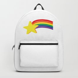 LGBTQ Shooting Star Backpack