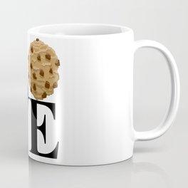 LOVE Cookies Coffee Mug
