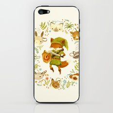 The Legend of Zelda: Mammal's Mask iPhone & iPod Skin