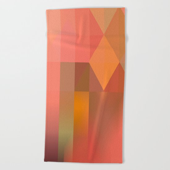 Inner Light Beach Towel