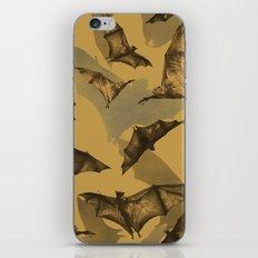 Bats iPhone & iPod Skin