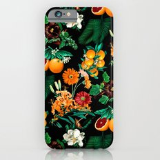 Fruit and Floral Pattern Slim Case iPhone 6s