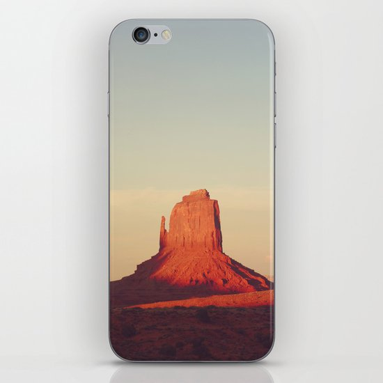 Monument Valley, P.M. iPhone & iPod Skin