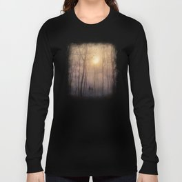 Eternal walk by Viviana Gonzalez Long Sleeve T-shirt