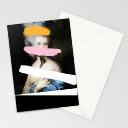 Brutalized Gainsborough 2 Stationery Cards