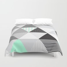 Drieh Duvet Cover