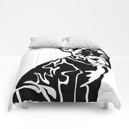 French Bull Dog Comforters