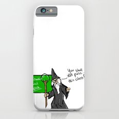 Gandalf the teacher iPhone 6s Slim Case