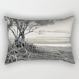 What Lies Beneath II Rectangular Pillow