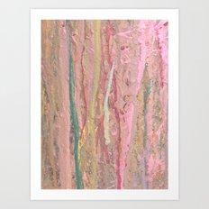 >blend Art Print
