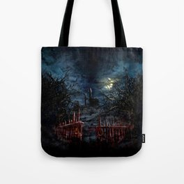 Castlevania: Vampire Variations- Gates Tote Bag