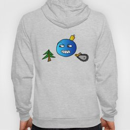 Evil Christmas series Christmas tree toy Hoody