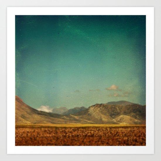Somewhere Faraway  Art Print