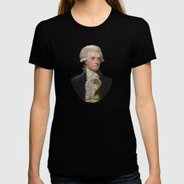 Thomas Jefferson Painting T-shirt
