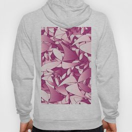 Pattern pink 4 Hoody