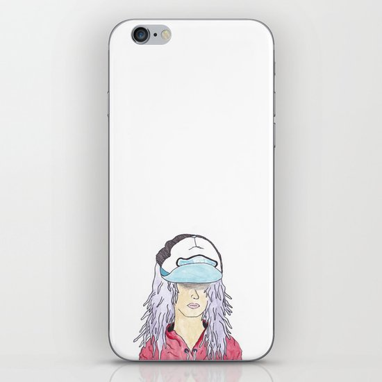 The Young Soul iPhone & iPod Skin