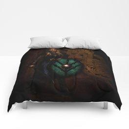 Vikings V Comforters