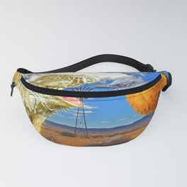 Tourists in Namaqualand Fanny Pack