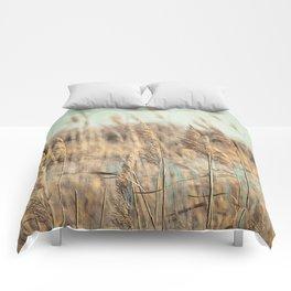 Marsh Grasses Comforters